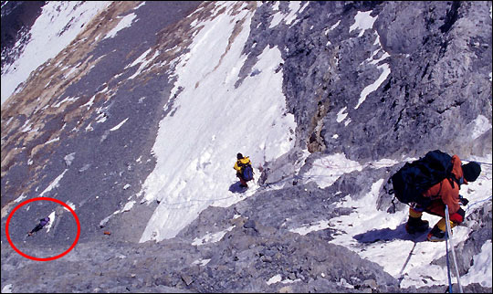 Over 200 Dead Bodies on Mount Everest ~ Wake Up Pakistan