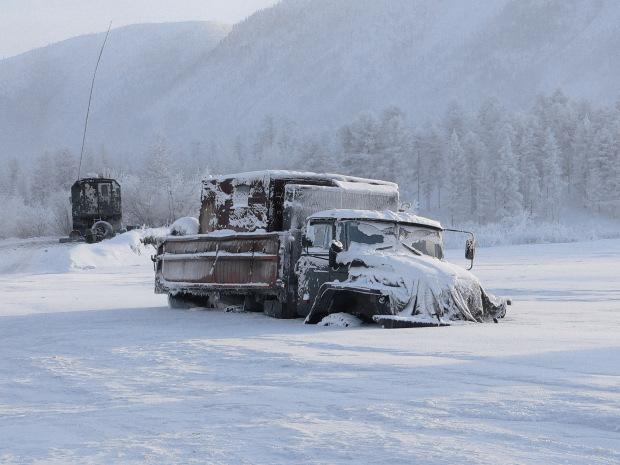 -71°, la ville la plus froide du monde. Oymyakon-12