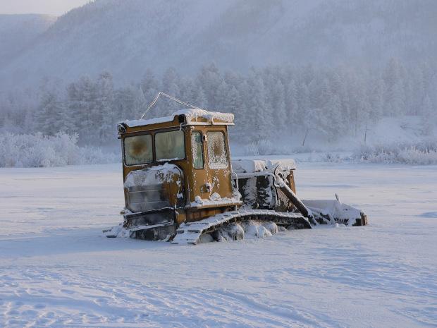 -71°, la ville la plus froide du monde. Oymyakon-13