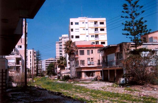 (Raveydv) Tags: sea beach 1974 cyprus famagusta varosha