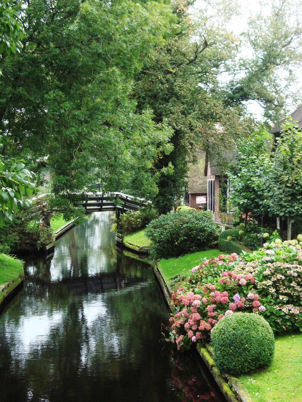 Raj na zemlji - Grad bez puteva Giethoorn-8