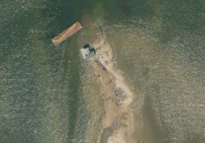 The Last House On Holland Island Inside