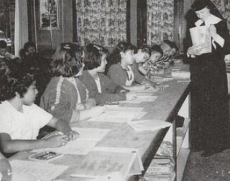 Gary-Alerding-Settlement-House-Lesson-1957