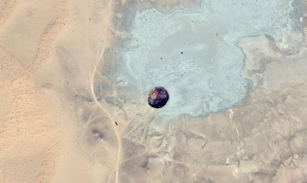 Turkmenistan S Door To Hell Martin Stoev S Blog