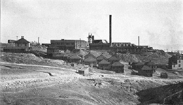Anaconda Mine, Butte MT