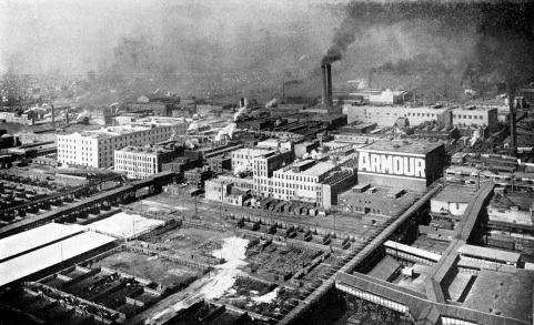 Main Armour Plant, Chicago 1910