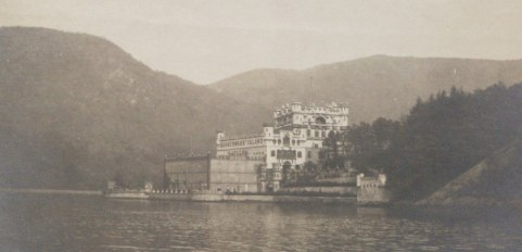 Bannerman's Castle, early 1900s