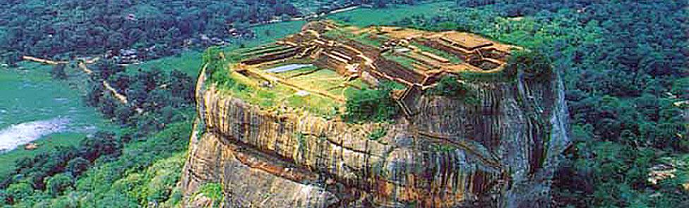 Sigiriya Sri Lanka  City pictures : Sigiriya early expedition photographs