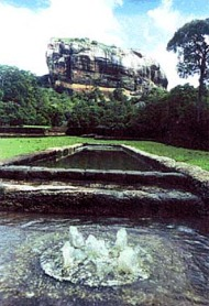 Sigiriya-fountain