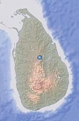 Sigiriya-map-Sri-Lanka