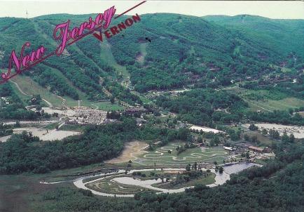 Vernon nj postcard