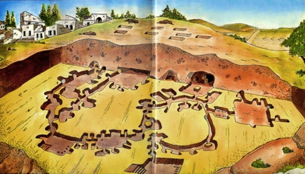 Derinkuyu & The Underground Cities of Cappadocia