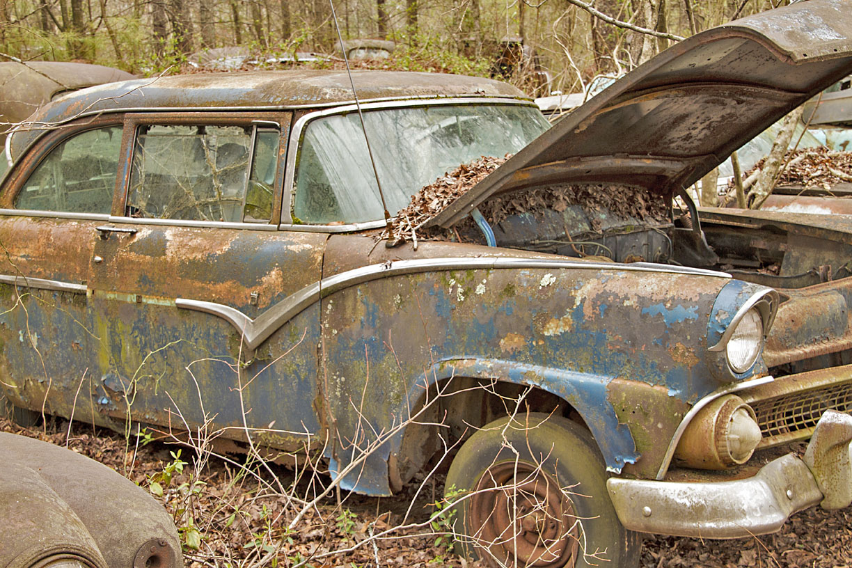 Oklahoma City Antique Car Auction