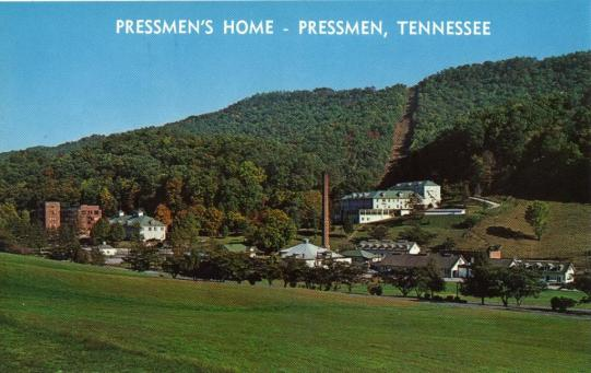 Pressmens-Home-postcard